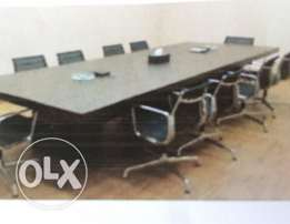 Conference table - as new