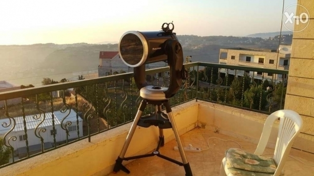celestron cpc 11inch with full set. perfect condition