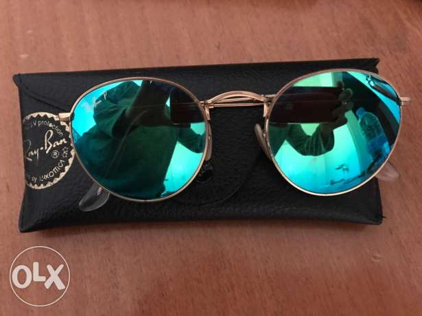 Ray Ban Sunglasses perfect conditions green