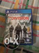 Tom Clancy's: The Divison (PS4 Game)