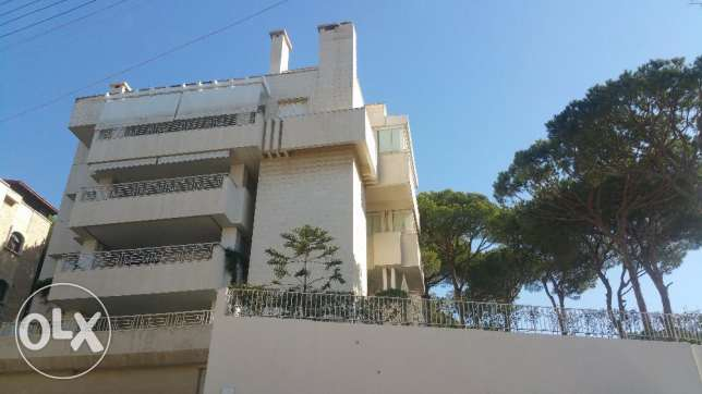 Spacious Luxurious Apartment with Big Garden in Ain Saadeh بيت مري -  2