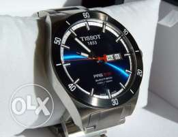 Swiss automatic TISSOT classy navy blue (New with the inter warranty)
