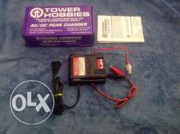 Towerhobbies AC/DC NiCD/NiMH Peak Charger for RC