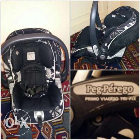 Car Seat italian brand very very clean final price 120$