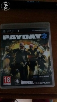 Payday2 ps3 game for sale