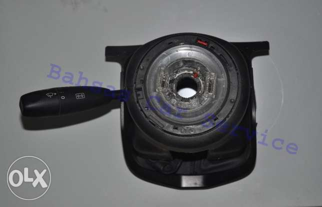 Mercedes W 204 Electronic Module With Steering Angel Sensor