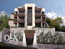Duplex in Byblos, Blat 240m2 - super deluxe with an unblockable view