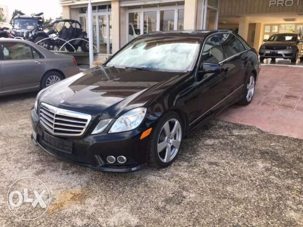 E350 AMG Package 2010