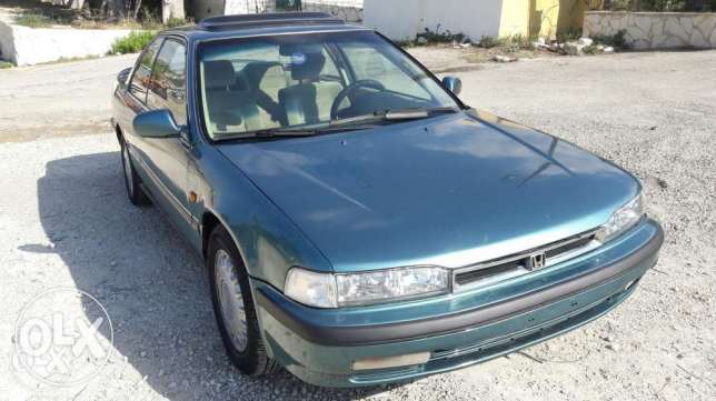 Honda accord كسروان -  1