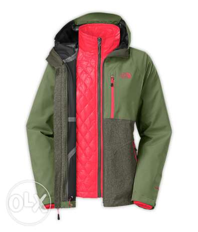 The north face 2 jackets in 1 مار الياس -  1