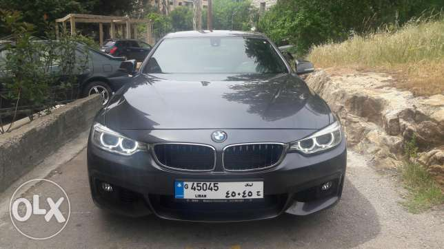 Bmw 420 grancoupe look M