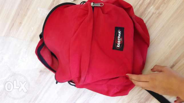 Eastpak Red Classic Backpack