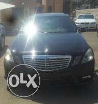 Marcedes benz clean panoramic