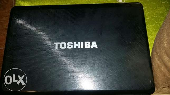 Toshiba satellite A 660 الشياح -  1