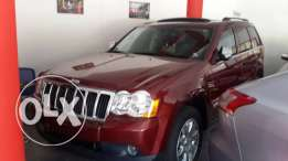 2008 Jeep Grand Cherokee 4,7 Limited