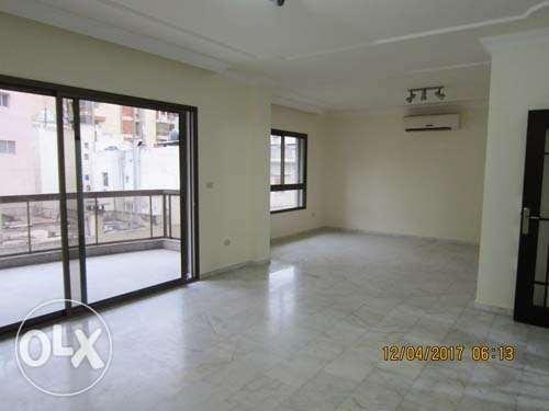 180sqm Unfurnished Apartment for Rent Sodeco