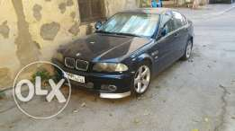 BMW E46 323i look M technique from germany