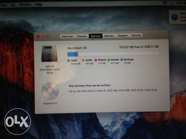 macbook for sale الشياح -  4