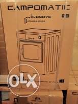 dryer 9kg campomatic ( new in box)