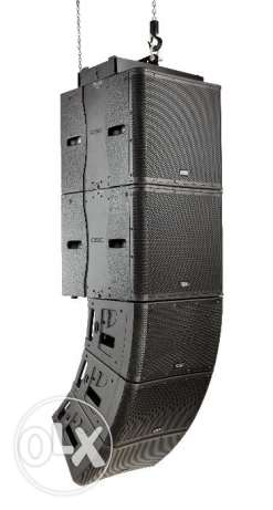 QSC KLA Line Array Sound System