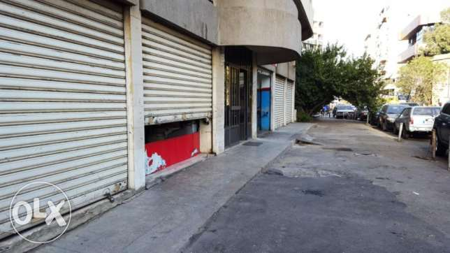 Ag/386/16 Shop for Sale at Jdeideh , Surface 100m2