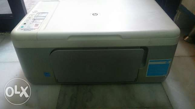 Hp deskjet f2235 all-inone black and color