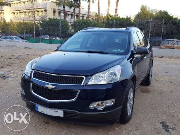 Chevrolet Traverse MY2010 Dark Blue Company Source & Maintenance