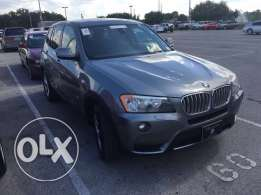 2011 BMW X3 panoramic