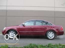 Ford 2006 Ford Five Hundred Limited ktir ndef