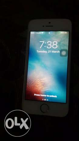 iphone 5s 64 jega for sale