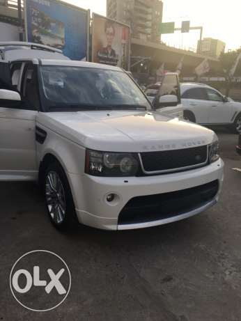 newly arrived Rangrover sport 2010 autobiography