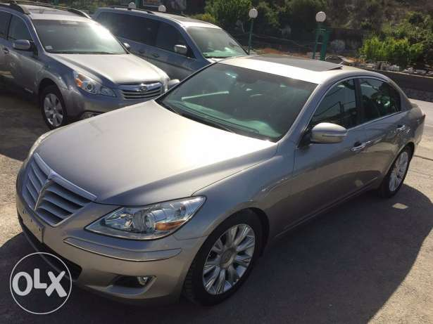 Hyundai Genesis 2009,Excellent Condition,V6,Fully equipped!!!