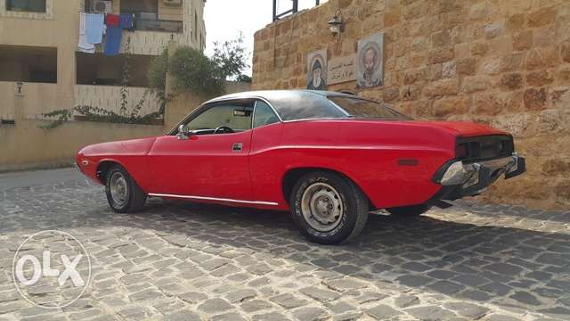 Dodge Challenger 1973 - All original 318 ci-20k negotiable or trade المرفأ -  2