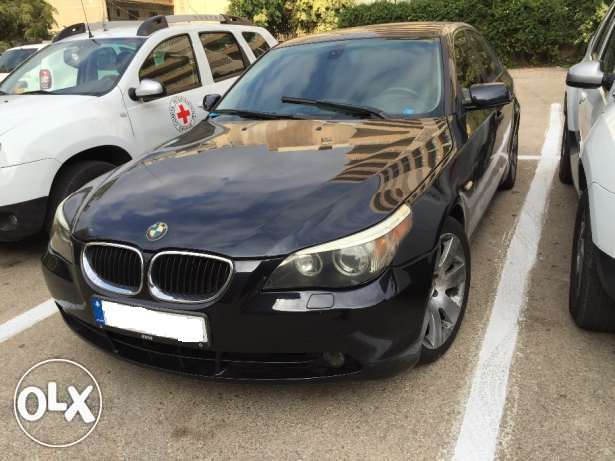Bmw 530 i sports package بعبدا -  5
