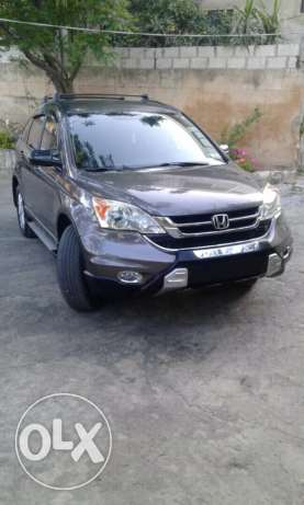 honda cr-v 2010 lon jardawne w albo aswad 4WD full option