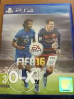 fifa 16 + call of duty : advanced warfare for ps4