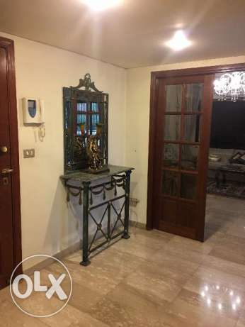 Rabieh /Rabweh apartment - FULLY FURNISHED - 200SQM