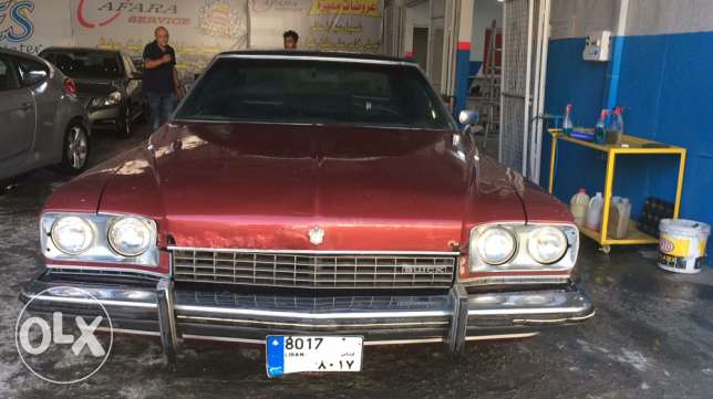 buick electra 1973