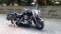 99 Harley Davidson Road king - 6 speed - 1600 cc-9.5k negotiable/trade