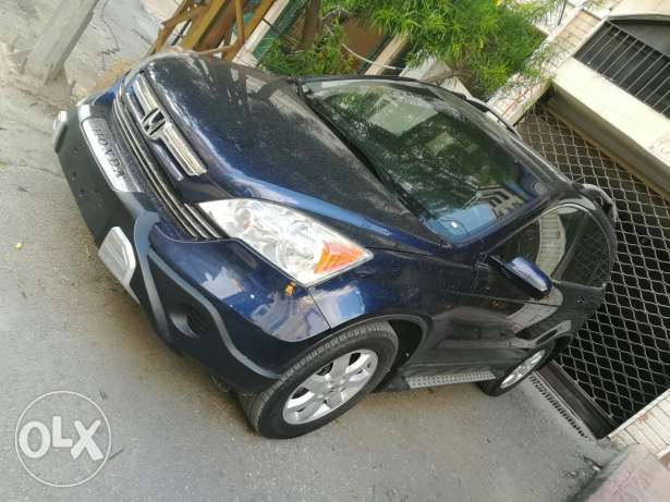 Crv 2008 exl 4 wheel super 5ari2 ajnabi full option