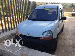 renault kangoo rapid imported new from germany AC!! beib janab 60000km