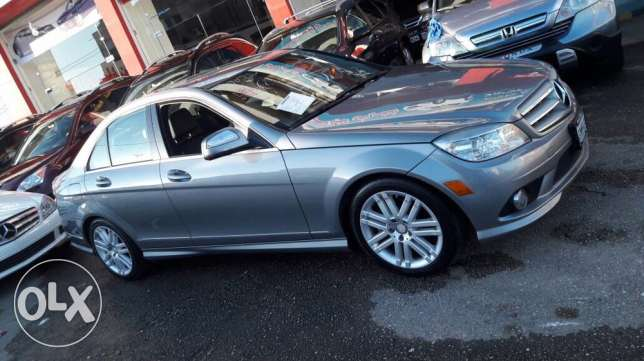 mercedes c300 model 2009 clean carfax