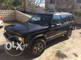 GMC Jimmy / Chevrolet Blazer 1992