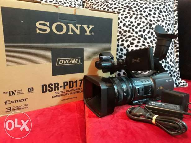 Sony dv cam very clean with bettary and charger