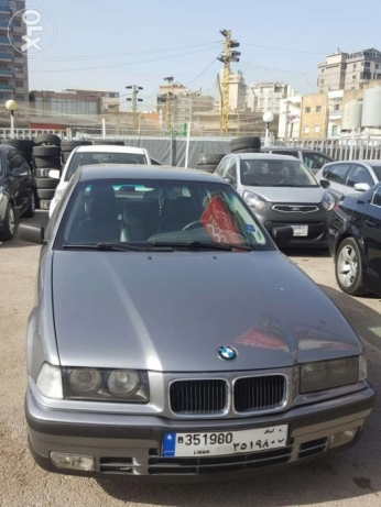 Bmw 320 I mod 1992 for. O manuel