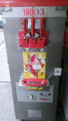 Merry cream machine