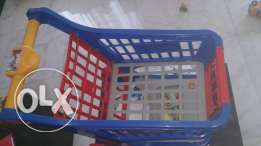 Supermarket Trolley In very good condition
