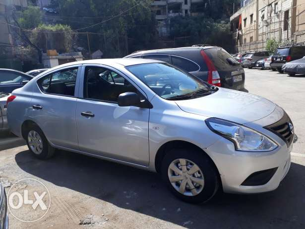 nissan sunny 2016 full option se3er kabel lal tafawod