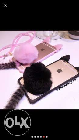 Luxury Cat Covers for iphone 6/6s انطلياس -  2