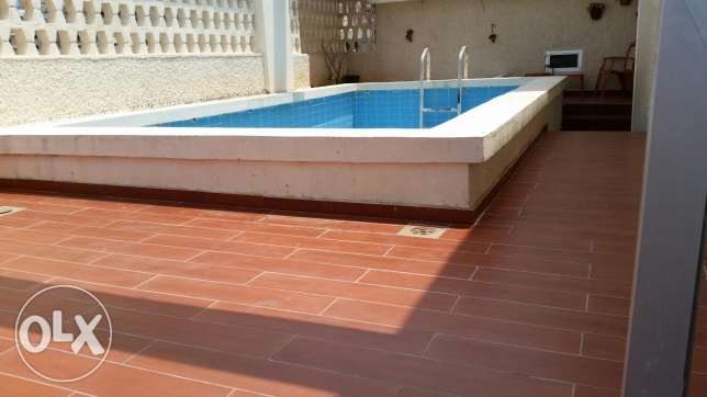 400 m for Rent with private pool and terraces. Open view !!